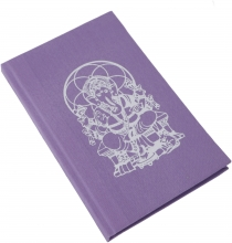 Notebook, Diary - Ganesh purple