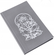 Notebook, Diary - Ganesh grey